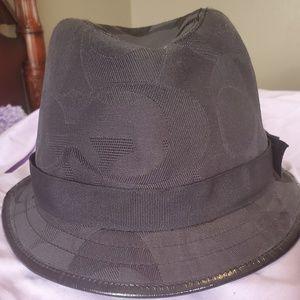 Coach signature black hat P/S